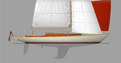 Brooklin Boat Yard to Build Custom Jim Taylor-Designed Sloop