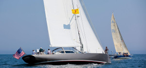 Isobel, a 68' Spirit of Tradition, Racing/Cruising Sloop