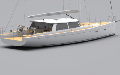 Brooklin Boat Yard Partners with Hinckley on Sou'wester 53