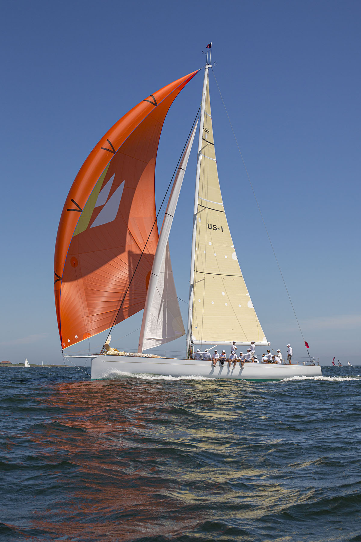 175th NYYC Anniversary Regatta Outlier Botin 55